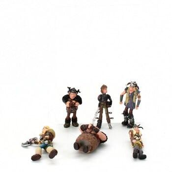 Sběratelské figurky DreamWorks, vikingové