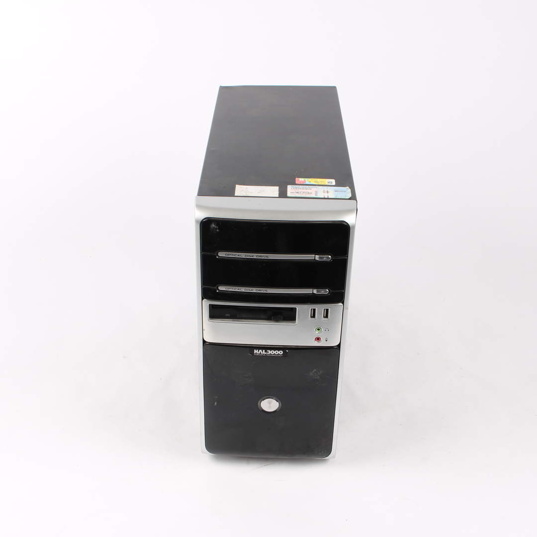 Stolní PC HAL3000 C2D