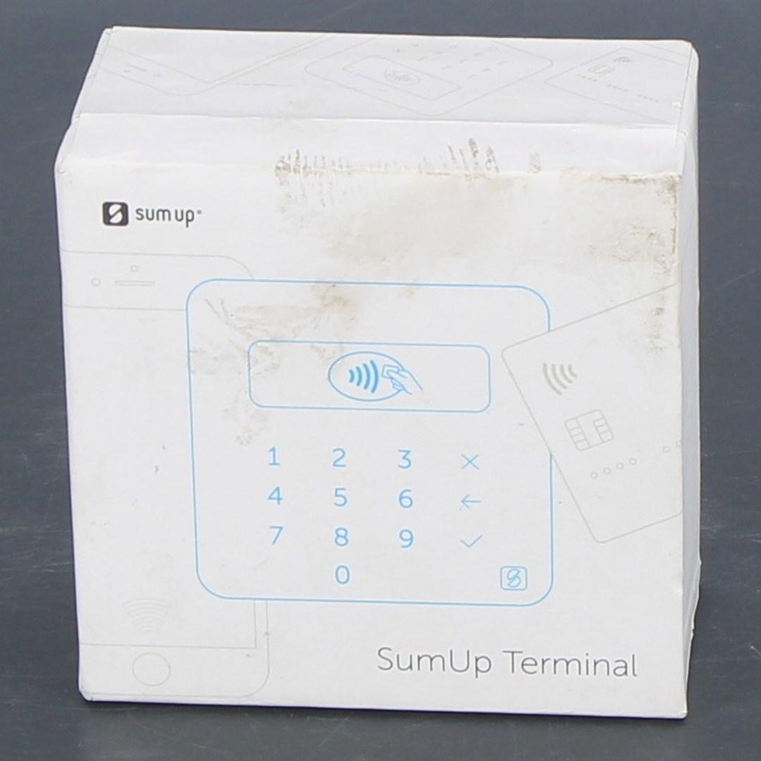 Čtečka platebních karet SumUp Terminal