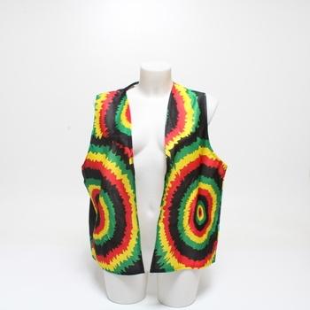 Karnevalový kostým Widmann Rastafarian