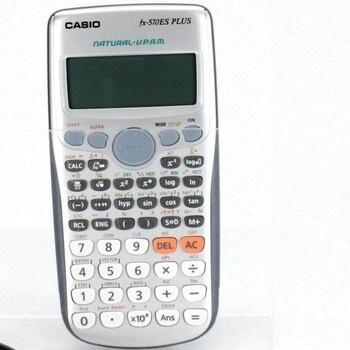 Kalkulačka Casio fx-570es  4971850182252