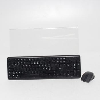 Set klávesnice a myši Trust 24079