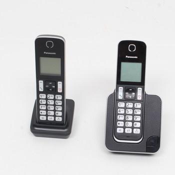 Bezdrátové telefony Panasonic KX-TGD312SPB