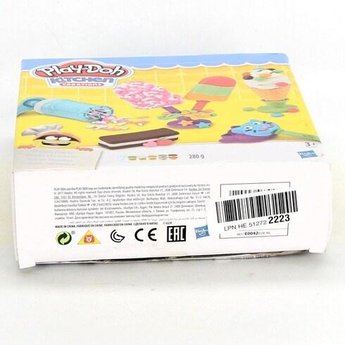 Kreativní box Play Doh Ice kitchen