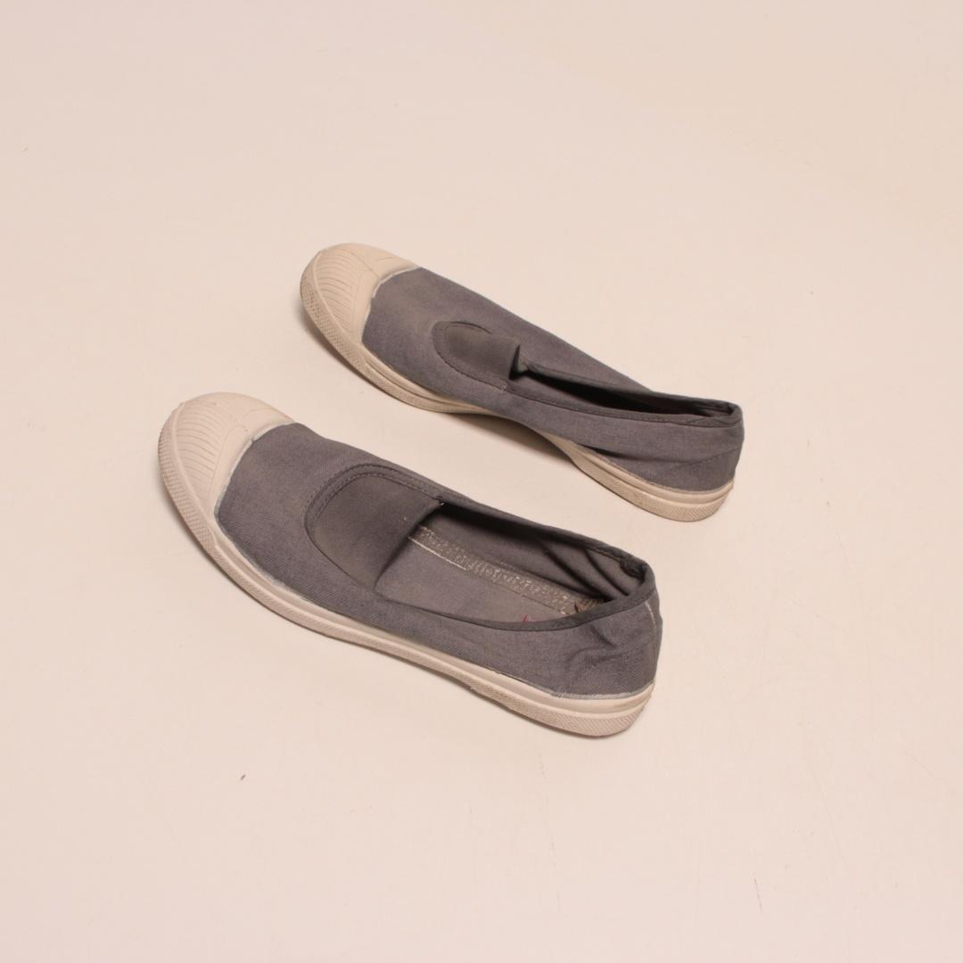 Dámská obuv Bensimon F15002 šedá