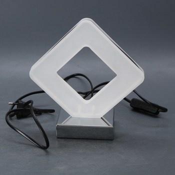 Stolní LED lampa Wofi bílá