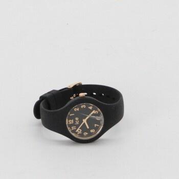 Dámské hodinky ice-watch ICE glam Black Gold