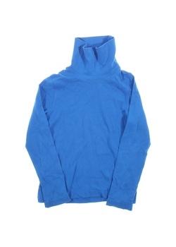 Chlapecké tričko Lupilu modré s dl. rukávem