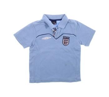 Dětské tričko Umbro England modré