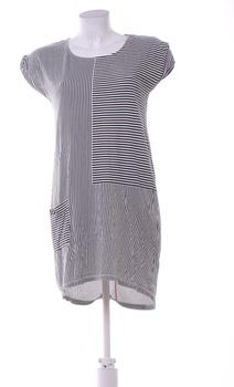 Dámské letní proužkované šaty Reserved