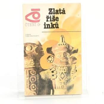 Kniha Vladimir Kuzmiščev: Zlatá říše Inků