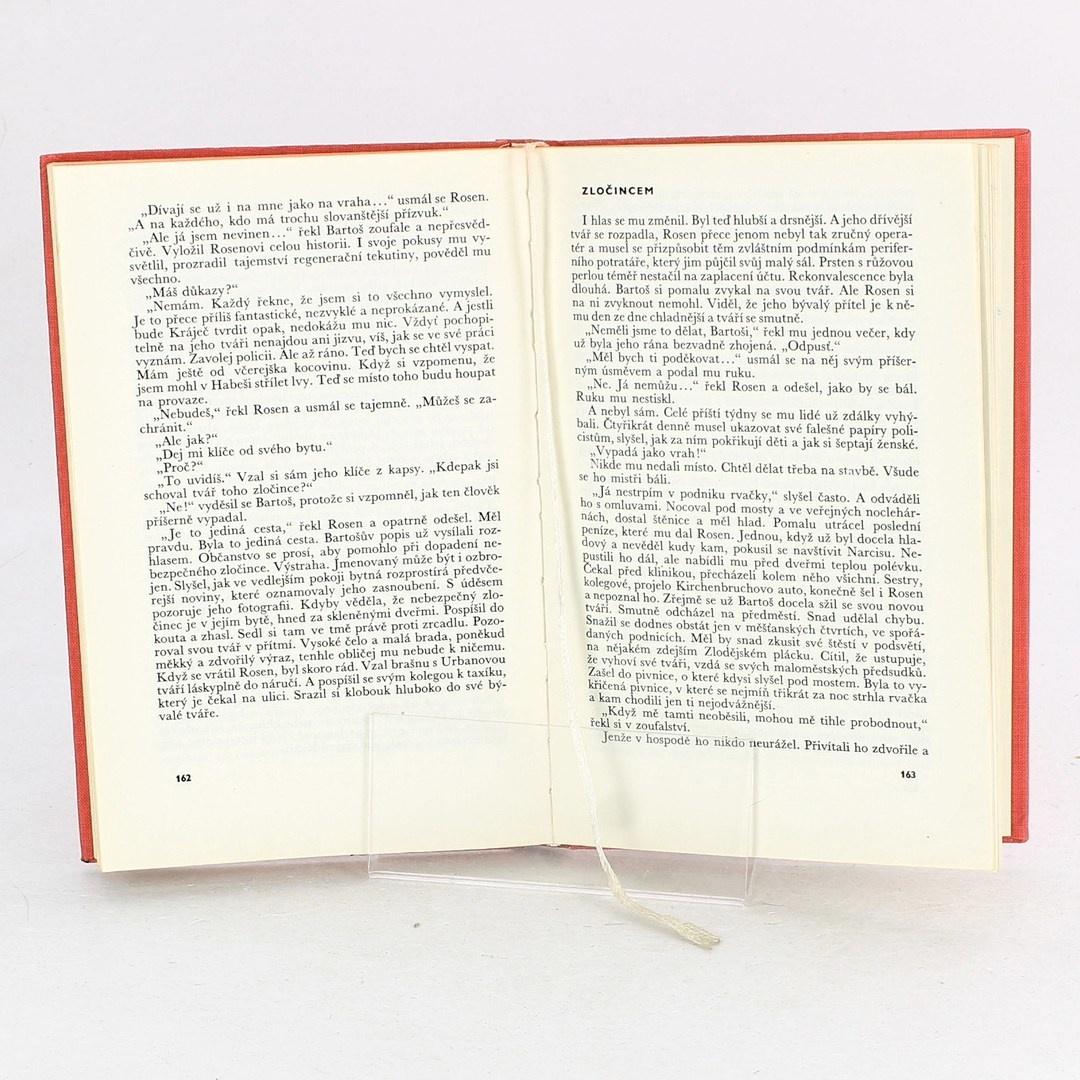 Kniha Josef Nesvatba: Vynález proti sobě