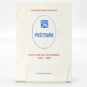 Kolektiv autorů: Poštovné na Slovensku