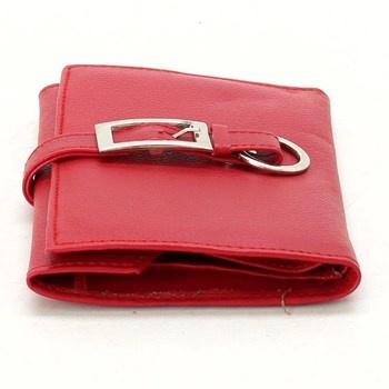Peněženka Icon desing červená