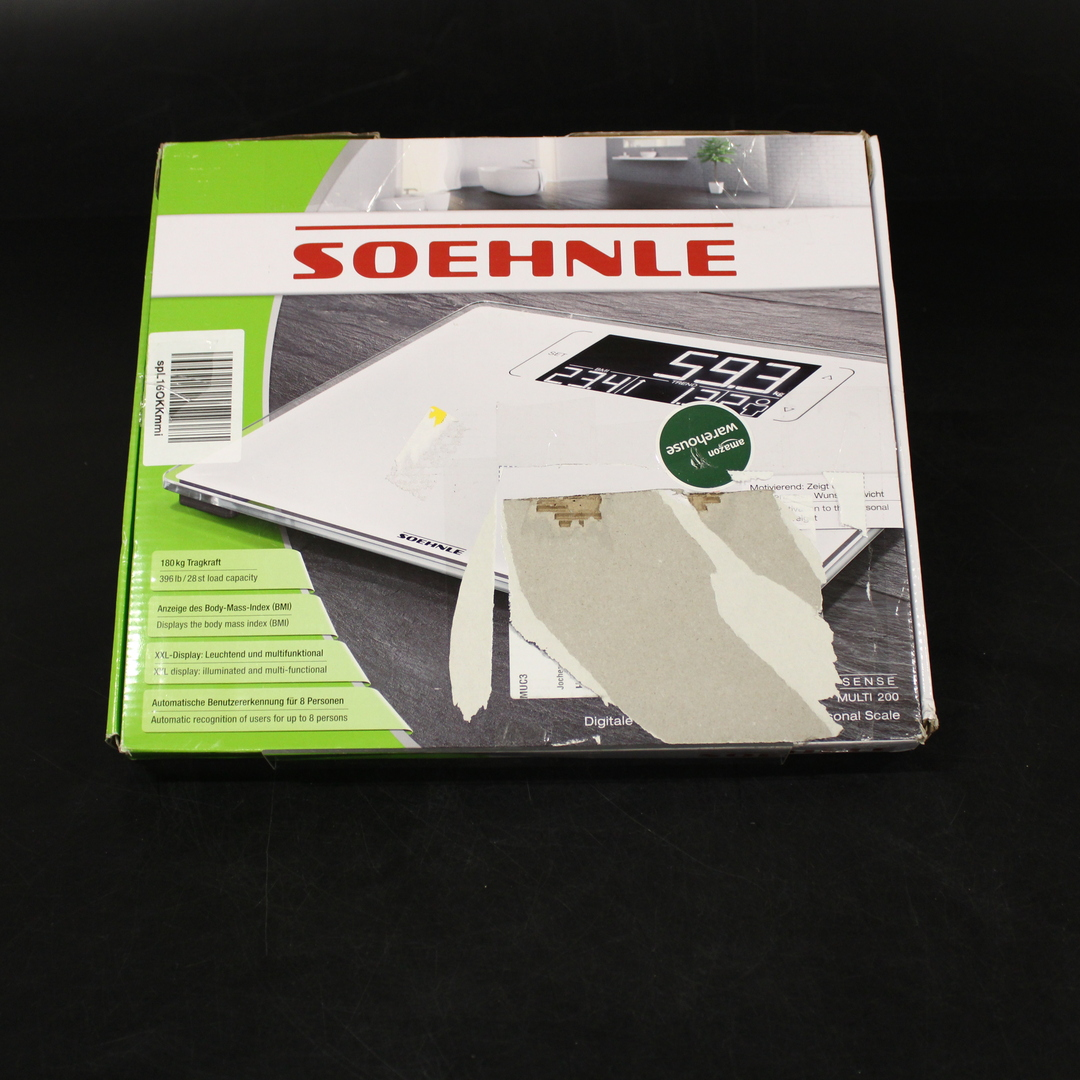 Digitální váha Soehnle Style Sense