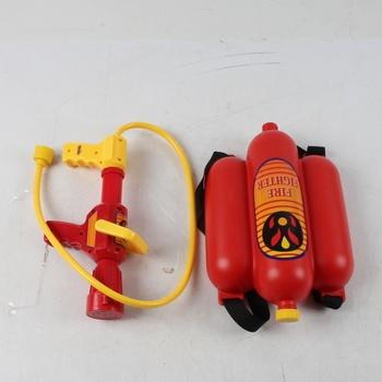 Dětská hra na hasiče Klein Fire Fighter