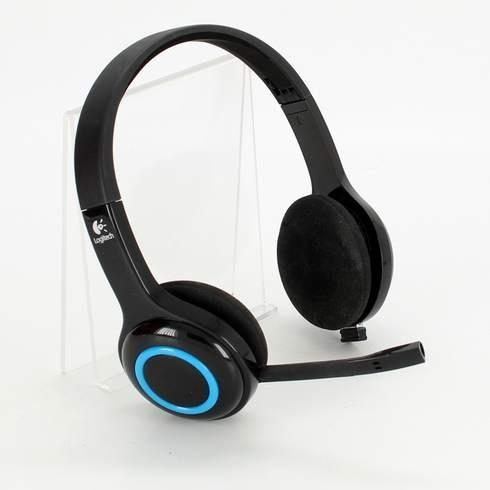Bezdrátová sluchátka Logitech H600