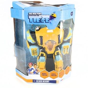 Figurka Die Nektons Simba Toys Nekbot žlutý
