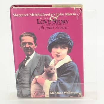 Kniha Margaret Mitchellová a John Marsh