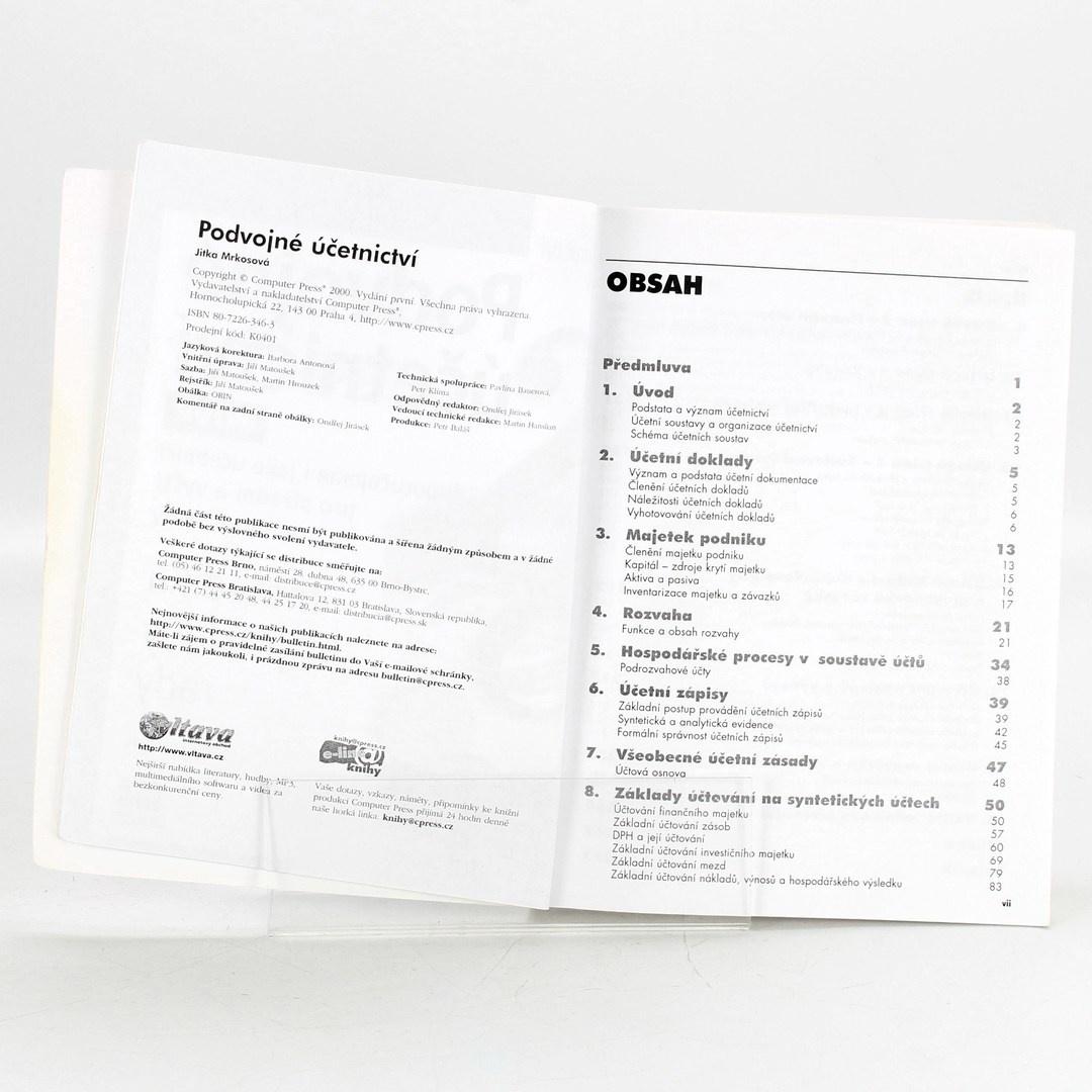 Jitka Mrkosová: Podvojné účetnictví 2003