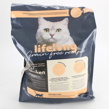 Krmivo pro dospělé kočky Lifelong kuře