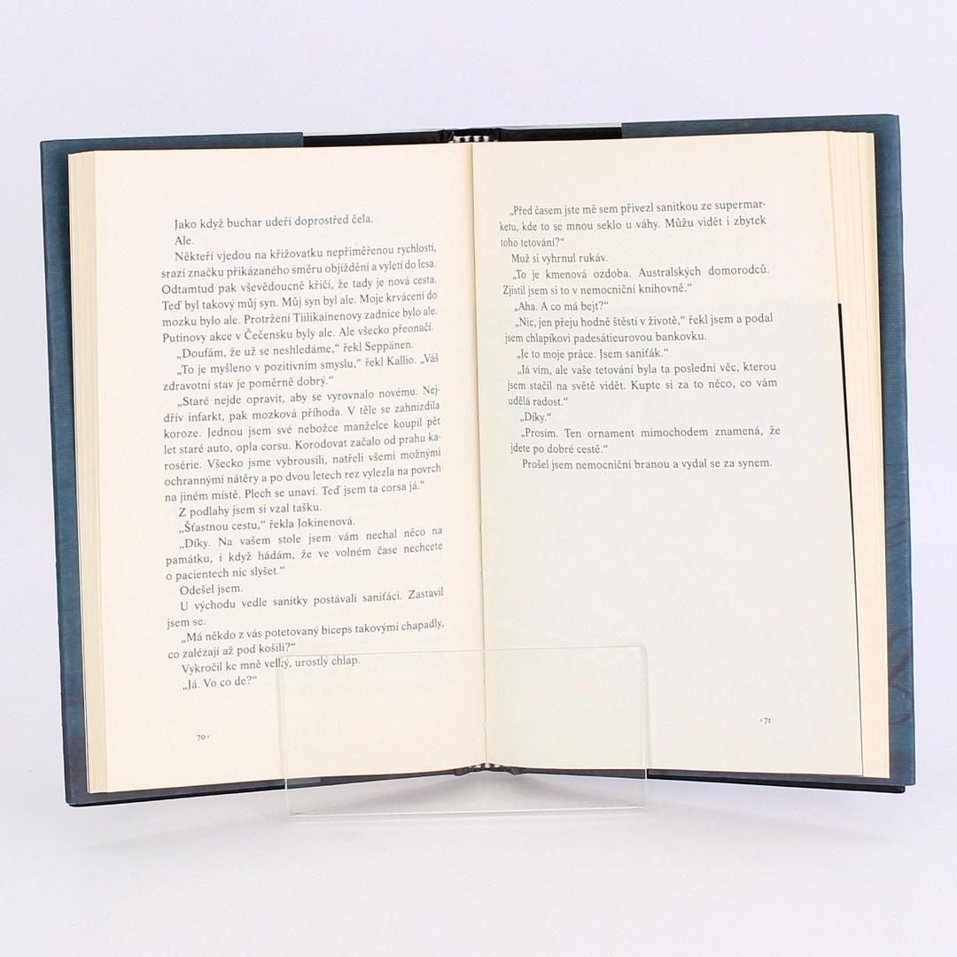 Kniha Chrám svatého Izáka Kari Hotakainen