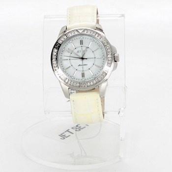 Dámské hodinky Jet Set J50974-131 bílé