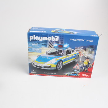 Stavebnice Playmobil 70067 Porshe 911