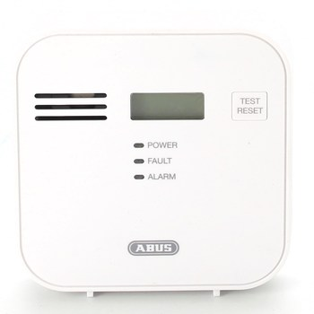 Detektor CO Abus COWM300 bílý