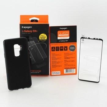 Kryt a ochranné sklo Spigen pro Galaxy S9+