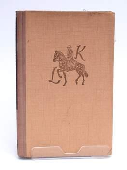 Kniha Člověk z hor Leo Kiačeli