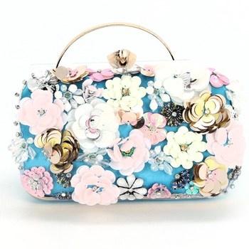 Luxusní kabelka Jywmsc Sera Flower Clutch