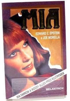 Kniha Edward Epstein: Mia
