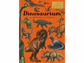 Kniha Dinosaurium pro děti