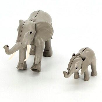 Dětská stavebnice Playmobil Elephant Habitat