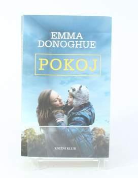 Kniha Emma Donoghue: Pokoj