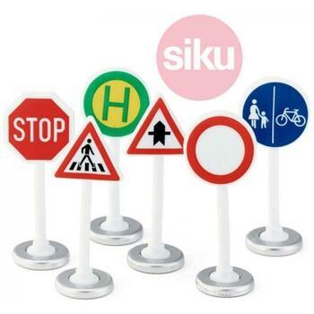 Dopravní značky Siku 5 kusů