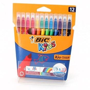 Sada fixů BIC dětské barevné