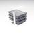 Sada plastových boxů Iris 135451 3 ks