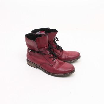 Dámské kotníčkové boty Rieker Z4922