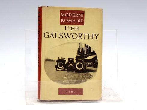 Kniha John Galsworthy: Moderní komedie