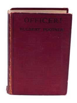Detektivka Officer! Hulbert Footner