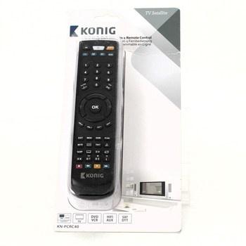 Univerzální ovladač König KN-PCRC40