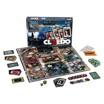 Desková hra Cluedo Harry Potter Eleven Force