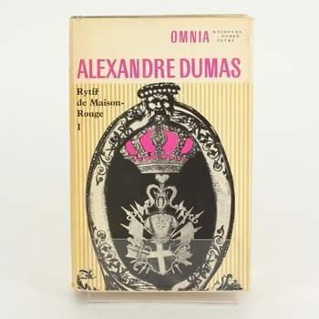 Kniha Rytíř de Maison-Rouge I. Alexandre Dumas