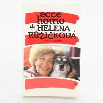 Kniha Ecce homo Helena Růžičková
