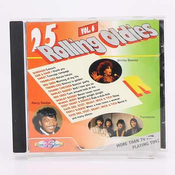 CD 25 Rolling Oldies vol. 6