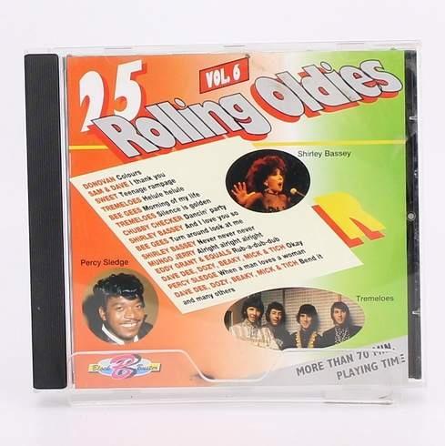 CD 25 Rolling Oldies vol. 6