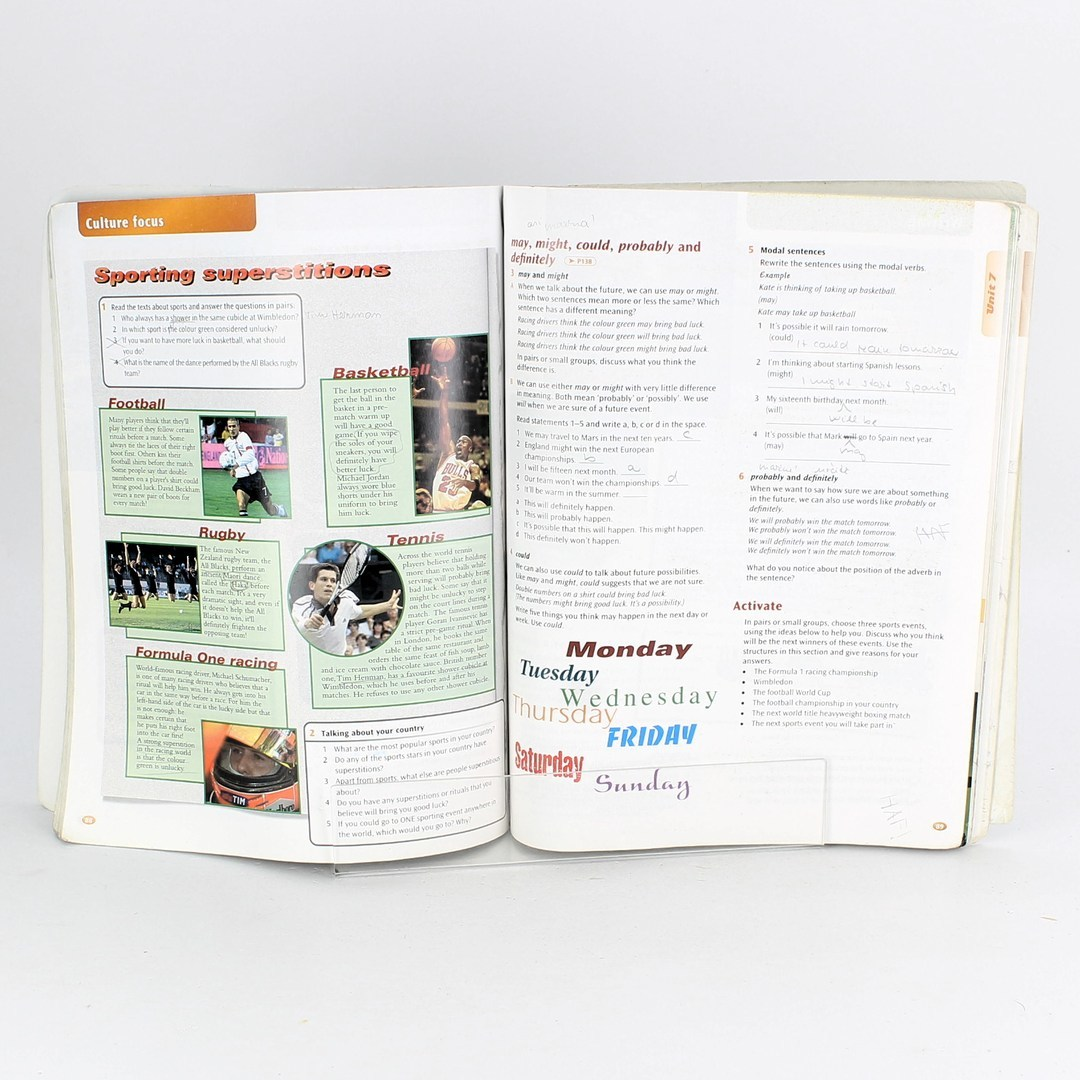 Matrix Pre-intermediate student's book