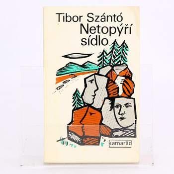 Kniha Netopýří sídlo Tibor Szántó
